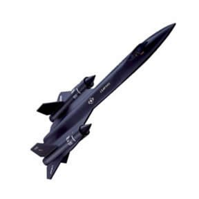 Sr-71 Blackbird Rocket Kit - Buy Sr-71 Blackbird Rocket Kit - Purchase Sr-71 Blackbird Rocket Kit (EST, Toys & Games,Categories,Hobbies,Rockets)