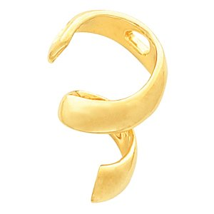 Enhancer 14K Yellow Gold Pendant Enhancer