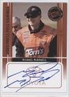 Michael Mcdowell #53/65 (Trading Card) 2009 Press Pass Press Pass Signings Bronze [Autographed] #N/A front-422362