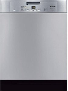 G4225SCSS | Miele Futura Classic Dishwasher with Cutlery Tray - Clean Touch Steel