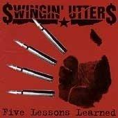Vinilo : Swingin' Utters - Five Lessons Learned (LP Vinyl)