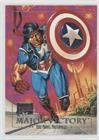 Major Victory (Trading Card) 2016 Upper Deck Marvel Masterpieces - 1992 Masterpieces Joe Jusko Commemorative Buybacks #48