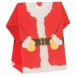 Santa Origami Napkins Package of 12