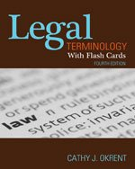 Legal Terminology with Flashcards, 4th Edition</span></h1>