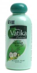 Dabur Vatika Enriched Coconut Hair Oil - 5.07fl