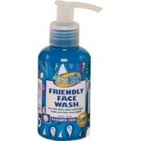 TruKid Friendly Face Wash 4 oz