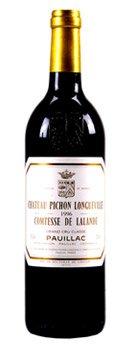1996 Pichon Lalande 750Ml