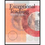 Exceptional Teaching: Ideas in Action.