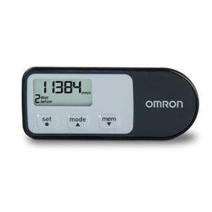 Cheap Omron Healthcare HJ-321 Hip Pedometer With Holder (HJ-321)