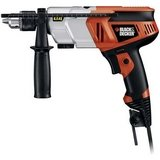Black & Decker DR650B 6.5 Amp 1/2-Inch Dual Range Hammer Drill with Storage Bag
