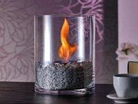 DESIGNER-Lounge-Feuer-fr-Bio-Ethanol-GLASFEUER-Kamin