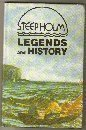 img - for Steep Holm Legends and History book / textbook / text book