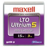 1PK LTO5 Ultrium 1.5/3.0TB Tape Catridge