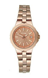 Fossil Sylvia Stainless Steel - Rose Women's watch #AM4402