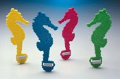 Water Gear Diving Seahorses (4 pcs) (1)