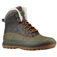 Nike Acg Mens Woodside Ii 6.5 M Us Military Brown/Dk Loden/Dk Charcoal/Military Brown