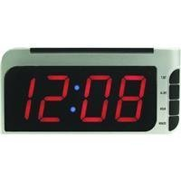 Bedside Alarm Clock With Auto-Set front-562828