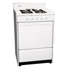"""24"""" Gas Range With Electric Ignition"""