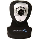 Sabrent Usb 2.0 Color Web Camera With Built-In Audio Microphone(Sbt-Wcck)