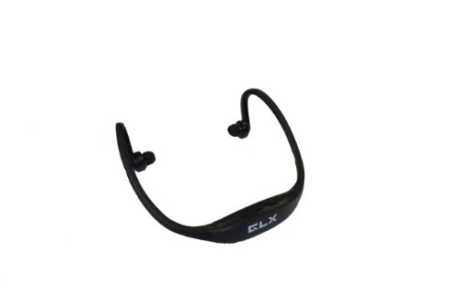 Comfort Sports Music Wireless Stereo Bluetooth Headset Headphone For Apple Iphone, Ipad, Blackberry, Htc, Samsung , Samsung S3, Samsung S2, Nokia, Motorola, Lg , Sony Ericson, Pda, Tablet Pc, Pc, Laptop And Any Bluetooth Enabled Device - Black