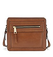 Autograph Leather Cross-Body Bag