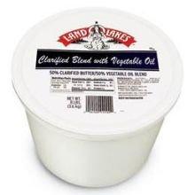 Land O Lakes Clarified Blend Butter, 8 Pound -- 2 Per Case.