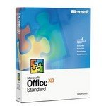 Microsoft Office XP Standard [OLD VERSION]