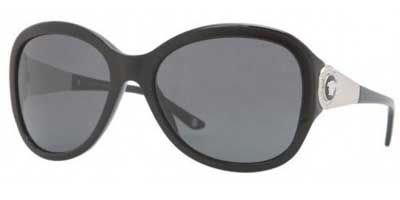 OCCHIALI DA SOLE SUNGLASSES VERSACE LUNETTE BRILLE DONNA WOMAN COLLEZIONE 2013 VE4237B GB1 87
