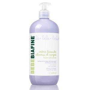 Crème lavante corps et cheveux 1 l marca Bebe biafine