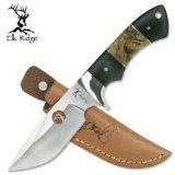 Elk Ridge Er-073 Outdoor Fixed Blade Knife 8-Inch Overall