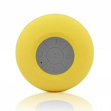 New Improved Design | Summer Sale Save Over 65% | Showersong Bluetooth Wireless Waterproof Shower Speaker | Portable Speaker Can Be Utilized Virtually Anywhere | Pairs With Iphone, Ipad, Laptop And Other Bluetooth Compatible Devices | Also Allows You To T
