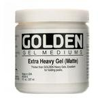 Golden Artist Colors - Extra Heavy Molding Paste - 16 oz Jar