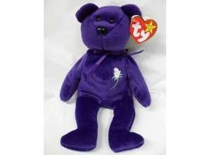 Ty Beanie Babies - Princess Bear by Beanie Babies - Teddy Bears TOY