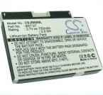 Battery for Sony Ericsson BST-27 3.7V 750mAh