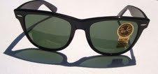 Ray Ban Wayfarer II glasses vintage L1724