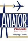 Pinochle Cards Aviator PEG (Pack of 12)