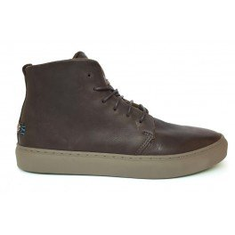Scarpe uomo Satorisan, mod. ByWater, art. 152012DARKBROWN, toamaia in pelle colore marrone.