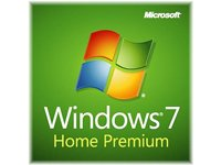 Windows 7 Home Premium SP1 64bit (OEM) System Builder DVD 1 Pack