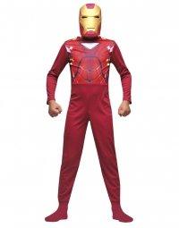 """Cesar Kostüm """"Iron Man 2"""" für Kinder 5-7 Jahre"""