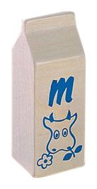 HABA Wooden Milk Carton (Made in Germany) - 1