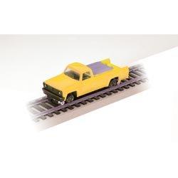 Imagen de Bachmann Pick Up Truck con Railers de alta potencia Escala HO
