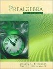 Prealgebra (0130574481) by Bittinger, Marvin L.