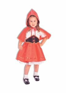 Childs Costume - Deluxe Little Red Riding Hood Toddler