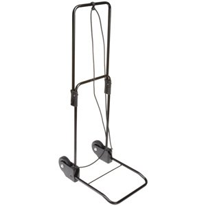 New Samsonite Swing Wheel Luggage Cart Sturdy Lightweight Steel Frame Construction W/ Durable Epoxy
