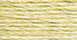 DMC 115 3-3047 Pearl Cotton Thread, Light Yellow/Beige