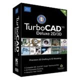 Turbo Cad Deluxe V.15 2D & 3D Precision Design