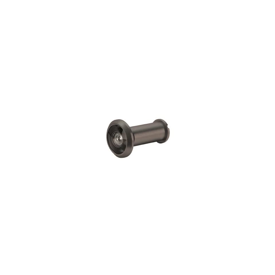 57-1125 Oil Rubbed Bronze 180 Degree Wide Angle Door Viewer