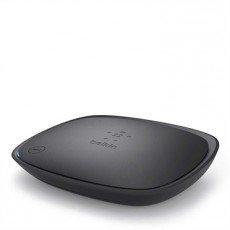 Belkin N300 - Router (10, 100 Mbit/s, 300 Mbit/s, Wi-Fi, IEEE 802.11b, IEEE 802.11g, IEEE 802.11n, Interno, 2.4 GHz) Negro