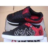 brand-new-casual-black-red-airwalk-outlaw-3-trainers-size-uk-10