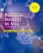 Business Strategy in Asia: A Casebook